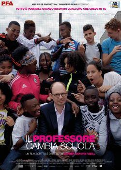 locandina del film IL PROFESSORE CAMBIA SCUOLA