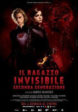 locandina del film IL RAGAZZO INVISIBILE: SECONDA GENERAZIONE