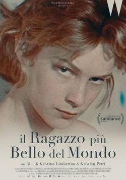 locandina del film IL RAGAZZO PIU' BELLO DEL MONDO