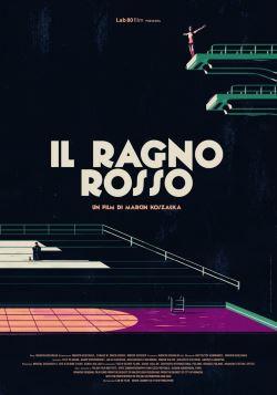 locandina del film IL RAGNO ROSSO