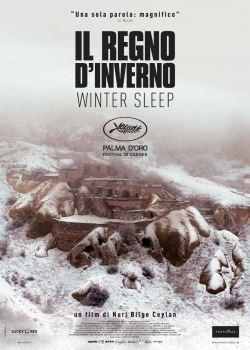 locandina del film IL REGNO D'INVERNO - WINTER SLEEP