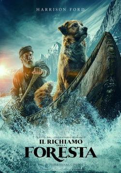 locandina del film IL RICHIAMO DELLA FORESTA (2020)