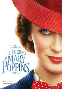 locandina del film IL RITORNO DI MARY POPPINS