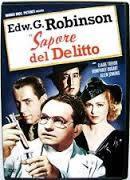 locandina del film IL SAPORE DEL DELITTO