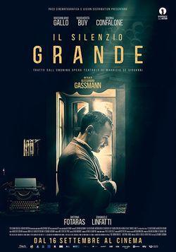 locandina del film IL SILENZIO GRANDE