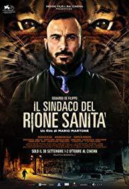 locandina del film IL SINDACO DEL RIONE SANITA' (2019)
