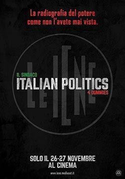 locandina del film IL SINDACO - ITALIAN POLITICS 4 DUMMIES