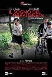 locandina del film IL SOGNO DEL MARATONETA