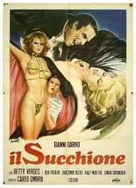 locandina del film IL SUCCHIONE