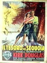locandina del film IL TESORO DEI SEQUOIA