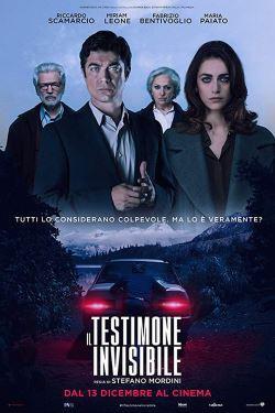 locandina del film IL TESTIMONE INVISIBILE