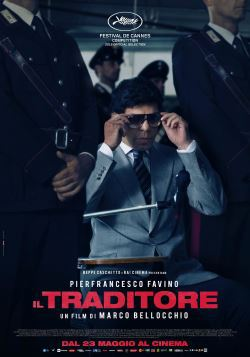 locandina del film IL TRADITORE (2019)