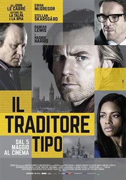 locandina del film IL TRADITORE TIPO