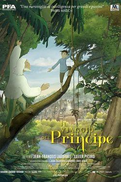 locandina del film IL VIAGGIO DEL PRINCIPE