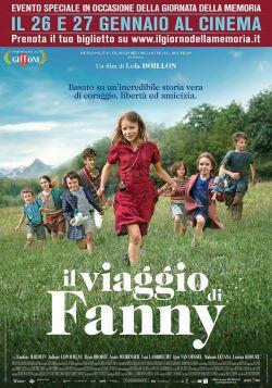 locandina del film IL VIAGGIO DI FANNY