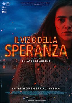 locandina del film IL VIZIO DELLA SPERANZA
