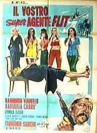 locandina del film IL VOSTRO SUPER AGENTE FLIT