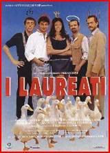 locandina del film I LAUREATI