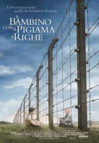 locandina del film IL BAMBINO CON IL PIGIAMA A RIGHE
