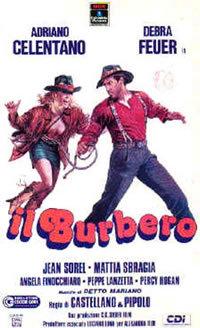 locandina del film IL BURBERO