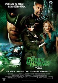locandina del film THE GREEN HORNET