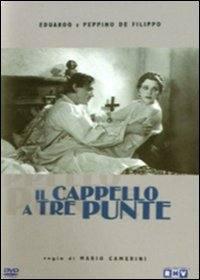 locandina del film CAPPELLO A TRE PUNTE
