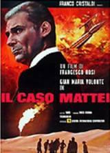 locandina del film IL CASO MATTEI