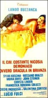 locandina del film IL CAV. COSTANTE NICOSIA DEMONIACO, OVVERO: DRACULA IN BRIANZA