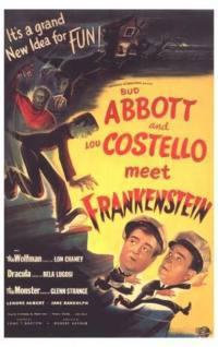 locandina del film IL CERVELLO DI FRANKENSTEIN