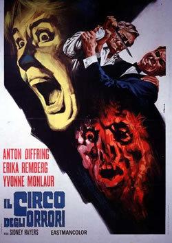 Il Circo Degli Orrori (1960)