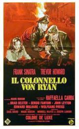locandina del film IL COLONNELLO VON RYAN