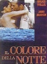 locandina del film IL COLORE DELLA NOTTE