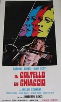 locandina del film IL COLTELLO DI GHIACCIO