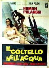 locandina del film IL COLTELLO NELL'ACQUA