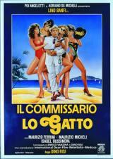 locandina del film IL COMMISSARIO LO GATTO