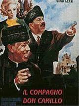 locandina del film IL COMPAGNO DON CAMILLO