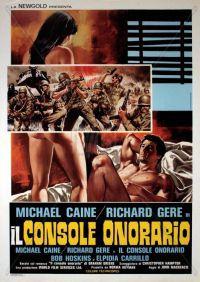 locandina del film IL CONSOLE ONORARIO
