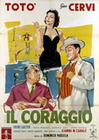 locandina del film IL CORAGGIO