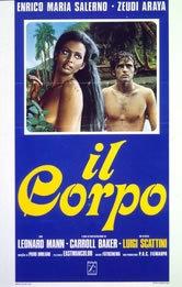 locandina del film IL CORPO