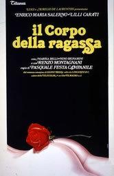 locandina del film IL CORPO DELLA RAGASSA