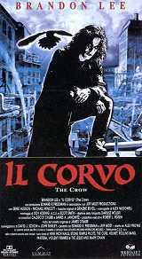 locandina del film IL CORVO