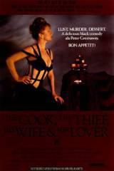 Il Cuoco, Il Ladro, Sua moglie e l'amante (1990)