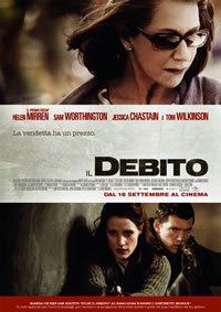 locandina del film IL DEBITO