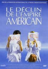 locandina del film IL DECLINO DELL'IMPERO AMERICANO