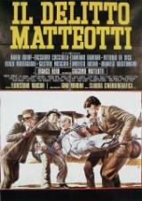 locandina del film IL DELITTO MATTEOTTI