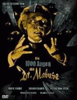locandina del film IL DIABOLICO DOTTOR MABUSE