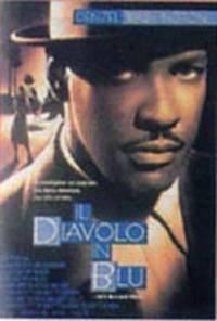 locandina del film IL DIAVOLO IN BLU