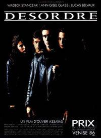 locandina del film IL DISORDINE (1986)