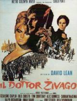 locandina del film IL DOTTOR ZIVAGO