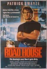 locandina del film IL DURO DEL ROAD HOUSE